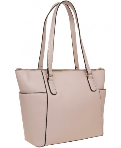 Leona by Leona Edmiston Adore Double Handle Tote Bag in Blush