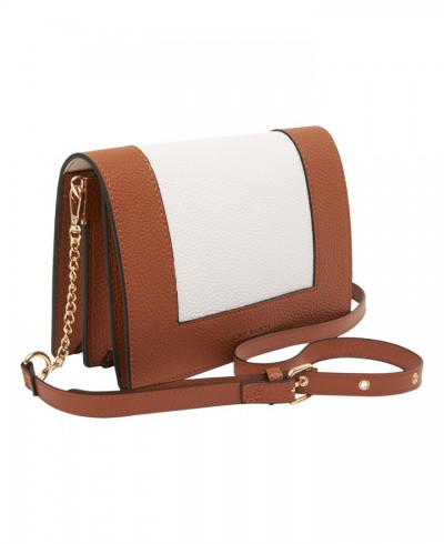 Tony Bianco Avril Flap Over Crossbody Bag
