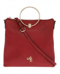 Leona by Leona Edmiston Devoted To You Ring Crossbody Bag