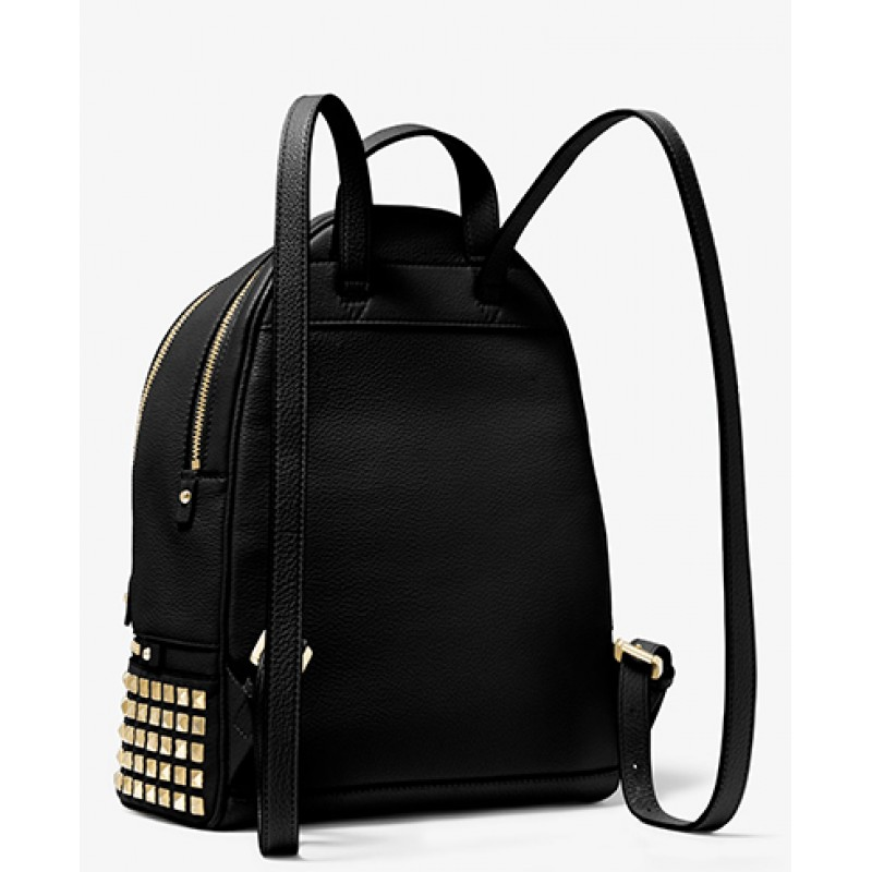 30742a10c0802d Michael Kors Rhea Medium Studded Leather Backpack
